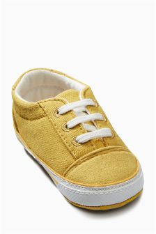 Pram Lace-Up Shoes (Younger Boys)