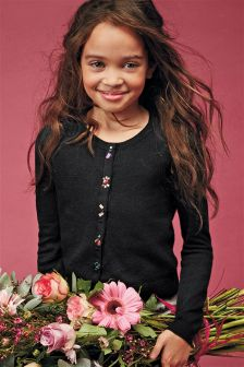 Jewel Cardigan (3-16yrs)