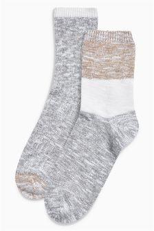 Thermal Socks Two Pack