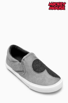 Mickey Mouse™ Slip-Ons (Younger Boys)