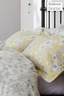Sanderson Home Maelee Sunshine Pillowcase