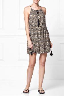 Geo Short Dress