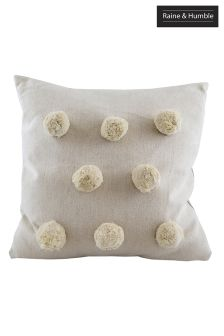 Raine And Humble Pom Pom Cushion