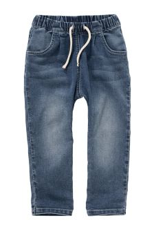 Appliqué Wings Detail Jeans (3mths-6yrs)