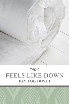 Feels Like Down 10.5 Tog Duvets