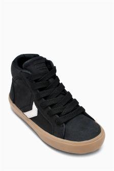 Leather High Tops (Older Boys)