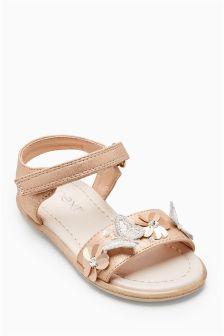 Embellished Sandals (Younger Girls)
