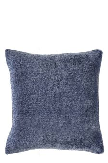 Navy Fleece Cushion