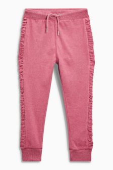 Ruched Side Joggers (3-16yrs)