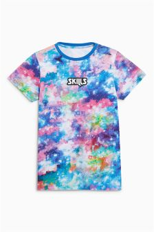 Skillz All-Over-Print T-Shirt (3-16yrs)