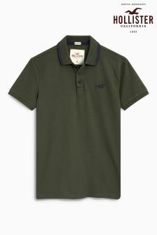 Hollister Tipped Polo