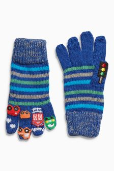Character Gloves (Younger Boys)
