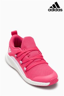 Różowe buty sportowe adidas Forta Run