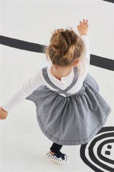 Brace Skirt And T-Shirt Set (3mths-6yrs)