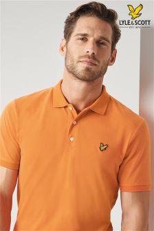 Lyle & Scott Short Sleeve Poloshirt