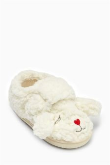 Lamb Slippers (Younger Girls)
