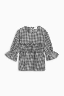 Ruched Blouse (3-16yrs)