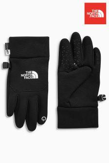 Czarne rękawiczki The North Face® Youth Etip
