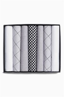 Handkerchiefs Seven Pack