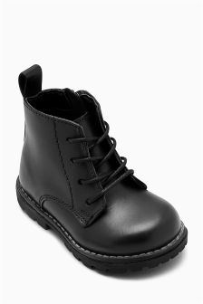 Lace-Up Boots (Younger Boys)