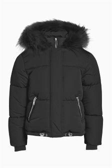 Short Padded Jacket (3-16yrs)