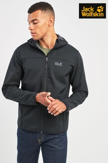 Jack Wolfskin Black Northern Point Jacket