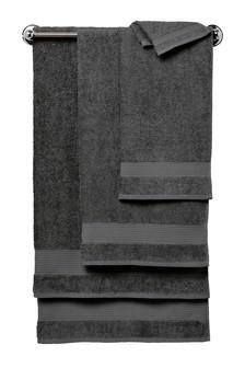 Handtücher aus ägyptischer Baumwolle.