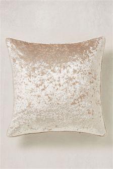 Luxury Crushed Velvet Cushion