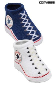 Converse Booties Two Pack