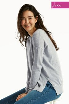 Joules Grey Sally Jumper