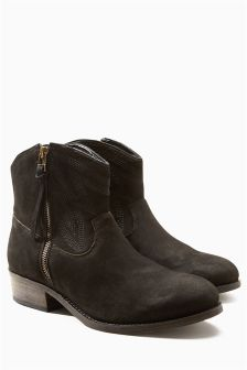 Casual Cowboy Boots