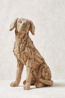 Driftwood Effect Dog