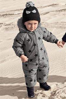 Star Snowsuit (3mths-6yrs)