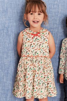 Zoo Print Dress (3mths-6yrs)