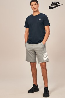 Szorty z logo Nike NSW