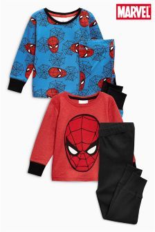 Spider-Man™ Pyjamas Two Pack (9mths-8yrs)