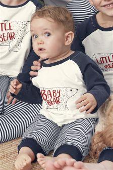 Baby Bear Snuggle Fit Pyjamas (9mths-5yrs)
