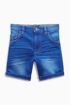 Five Pocket Denim Shorts (3-16yrs)