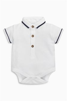 Polo Bodysuit (0mths-2yrs)