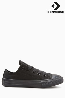 Converse Chuck Taylor Black All Star Ox Lo