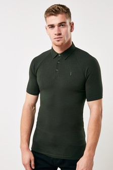 Muscle Fit Poloshirt
