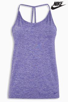 Nike Dark Iris Marl Cool Training Tank