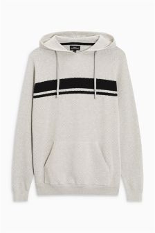 Chest Stripe Hoody