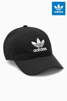 adidas Originals Black Trefoil Cap