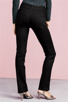 Women's Jeans Black Slim Fit | Next Malta