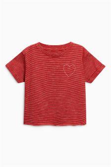 Boxy Shaped T-Shirt (3-16yrs)