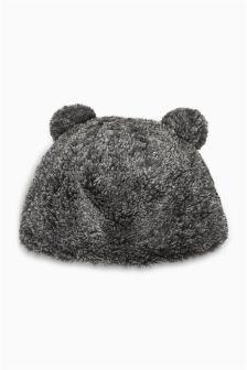 Fluffy Hat (0mths-2yrs)