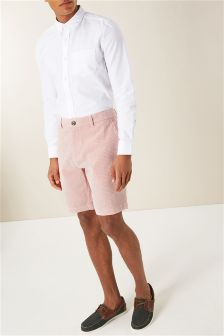 Seersucker Stripe Chino Shorts