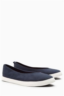 Slip-On Easy Ballerinas