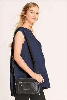 Maternity Cape Back Top